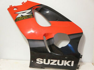 98 99 SUZUKI GSX-R 750 LEFT SIDE FAIRING COWL
