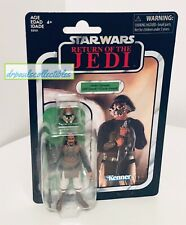 "Star Wars Vintage Collection Lando Calrissian Skiff Guard 3.75"" Brand New"