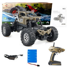 4WD Large Remote Control RC Cars Rock Crawler Monster Truck Kids Toy Gift Brand