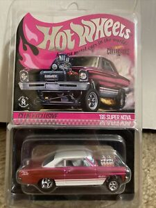 Hot Wheels RLC 2021 HWC Exclusive 1966 '66 Chevy Super Nova - New / Sealed
