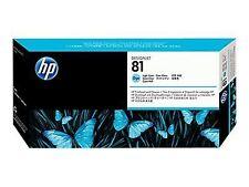 HP C4954A 81 Druckkopf Dye hell Cyan #2663