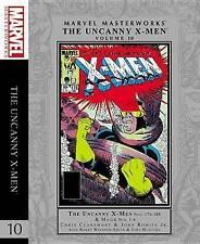 Marvel Masterworks: The Uncanny X-men Vol. 10 by Chris Claremont (Hardback,...