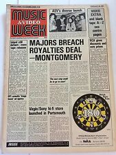 MUSIC & VIDEO  WEEK MAGAZINE  28 FEBRUARY 1981  RETAILING/CLASSICAL     LS