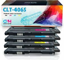 4 Toner XXL ProSerie für Samsung CLP-365 W CLX-3300 CLX-3305 CLX-3305FN CLT-406S