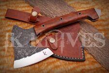 2292 CUSTOM MADE 1095 STEEL SURVIVAL TOMAHAWK THROWING AXE KNIFE | FULL TANG