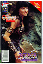 ♥♥♥♥ XENA: WARRIOR PRINCESS: THE ORPHEUS TRILOGY • Issue 3 • Photo Cover • Topps