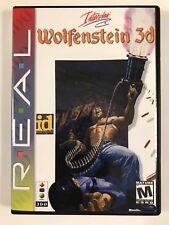 Wolfenstein 3D - Panasonic 3DO - Replacement Case - No Game