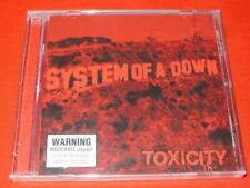 Toxicity by System of a Down  CD