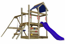 Wooden Climbing Frames Playhouses/Tunnel Outdoor Toy Playhouses