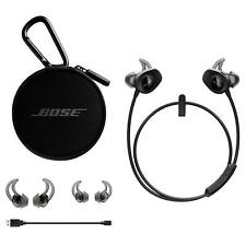 Bose SoundSport Wireless In Ear Bluetooth Headphones NFC Bose Black / Blue