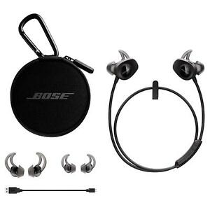 Bose SoundSport Wireless In Ear Bluetooth Headphones - Certified Refurbished