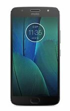 Motorola Moto G5S Plus (Xt1806) Gray 64Gb Factory Unlocked Cdma +Gsm