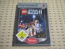 Lego Star Wars II 2 Die klassische Trilogie für Playstation 2 PS2 PS 2 *OVP* P