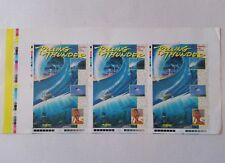 """Rolling Thunder"" Scott Dittrich Orig 1991 Sci-Fi Surf Movie ""Uncut"" Promo Flyer"