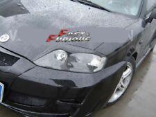 Fit for 2003-2005 Hyundai TIBURON COUPE HEADLIGHTS EYEBROWS EYELIDS EYELID