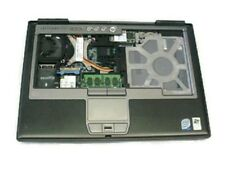 Dell Latitude D630 Motherboard + CPU 1GB RAM Palmrest Fan Base DVDRW DT781 0DT78