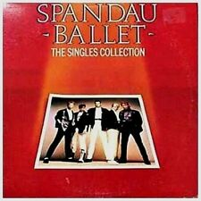 Spandau Ballet - The Singles Collection 1985 Chrysalis CD