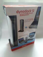 Toshiba Dynadock U PA3575U-1PRP USB Universal Docking Station Port Replicator