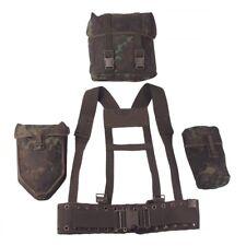 Original BW Koppeltragesystem flecktarn 5-teilig Tragesystem Rucksack Tasche