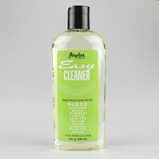 ANGELUS Easy Cleaner 8oz BOTTIGLIA DI IN PELLE SCAMOSCIATA, Pelle, Nabuk, mesh & più Scarpe