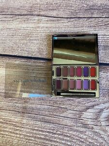 Urban Decay VICE Metal Meets Matte Lipstick Palette with 12 shades New