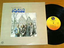"""70s ROCK LP - FOCUS - SIRE 7404 - """"IN AND OUT OF FOCUS"""""""