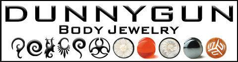 Dunnygun Body Jewelry