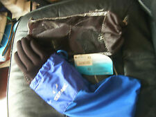 diving gloves Oceanic 3mm Kevlar and Titanium Glove or aleutian aqua lung xs