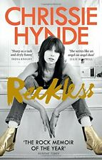 Reckless by Hynde, Chrissie Book The Cheap Fast Free Post