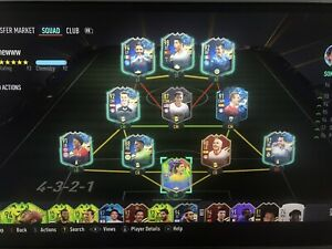 Fifa 21 Ultimate Team Xbox One (with 98 CR7!!!)