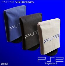 Playstation 2 Slim (Veritcal) duck cloth canvas dust cover