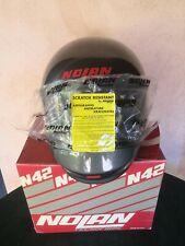 Casco Nolan N42 Vintage Helmet Nos No Bell Shoei Arai Bieffe Nava Vespa...