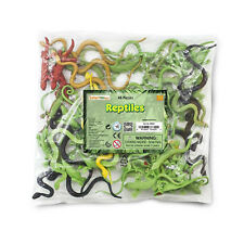 Reptiles Bulk Bag Animal Figures Safari Ltd NEW Toys Educational Figurines