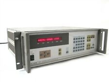 Racal Dana 1250 Universal Switch Controller 120V 60Hz Manual Automatic Test
