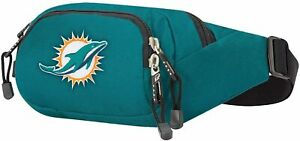 Miami Dolphins NFL Northwest Adult Unisex Fanny Pack Team Color New