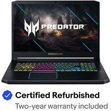 "Acer 17.3"" Laptop Intel Core i7-10750H 2.6GHz 16GB Ram 1TB HDD Windows 10 Home"