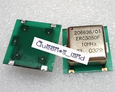 1×USED NDK ERC3050F 10 MHz 17*17mm OCXO Crystal Oscillator