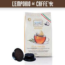 128 Capsule Gattopardo THE AL LIMONE - Compatibili Lavazza A Modo Mio