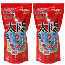 """Taiyo Fish Food Pouch Aquarium """"2 X 100g"""""""
