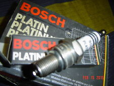 4 Bougies d'allumage Bosch platine w8cp VW BUS TRANSPORTER t2 Type 4 411 412 1,7 1,8 2,0