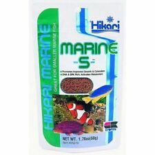 Hikari MARINE S 50g Pellet Fish Food Great For Smaller Marine Fish SINKING TYPE