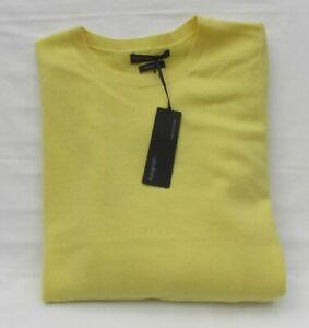 Damen Marks und Spencer Autogramm Primel Pure Cashmere Pullover Größe 22