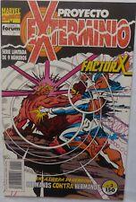 Comic Proyecto Exterminio, Numero 3,Stan Lee,Marvel comics,forum