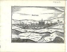 Carte antique, Beauvais