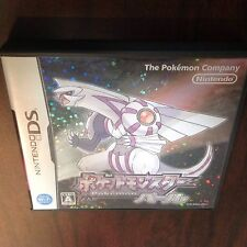 Pokemon Pearl Japanese  Pocket Monsters  Nintendo DS **USA SELLER** Authentic