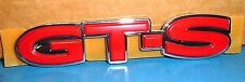 Toyota Celica GT S 2000 2005 Trunk GT S Emblem Genuine OEM 754442B441 new