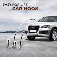 Practical Car Headrest Hook Metal Hanger Hook Storage Grocery Purse Bag Clothes
