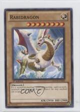 2011 Yu-Gi-Oh! Photon Shockwave #PSHW-EN002 Rabidragon YuGiOh Card 0a1
