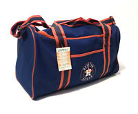 NEW Vintage Houston Astros Duffle Bag With Tags