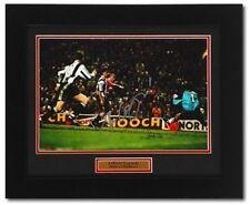 Photo de collection sur le football signés liverpool